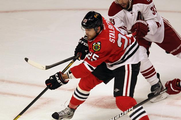 Stalberg Ready to Emerge as Power Play Threat for Blackhawks