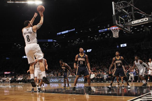 Deron Williams: I Shouldn't Be an All-Star in 2013