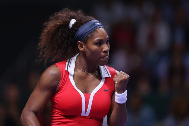 Serena Williams: Australian Open Win Would Launch Star to No. 1 Ranking in 2013