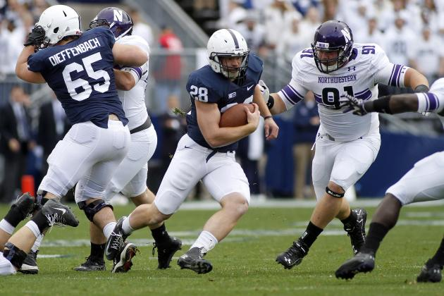 Penn State Football: Why Zach Zwinak Will Be Lions' Leading Rusher in 2013