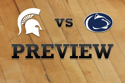 Michigan State vs. Penn State: Full Game Preview