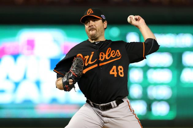 MLB Free Agency: Why Orioles Fans Are Divided over Possible Joe Saunders Deal