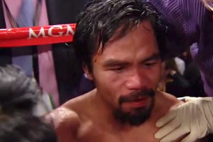 Pacquiao's April Fight Not Likely to Happen