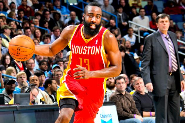 Houston Rockets Are Officially NBA's 'Moneyball' Team