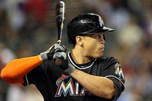 Giancarlo Stanton Readies Himself for 'tough' Year, WBC