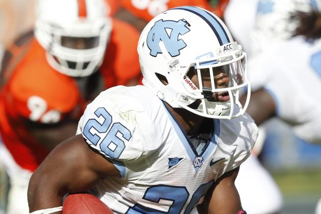 2013 NFL Draft Order: Attractive Options for Teams in Need of Running Backs