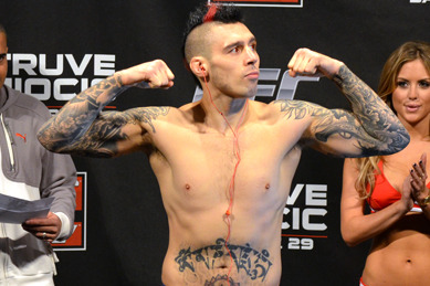 UFC on FOX 7 Adds Dan Hardy vs. Matt Brown to San Jose Lineup