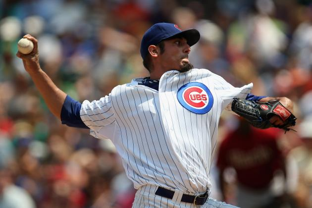 Three Cubs Pitchers File for Arbitration