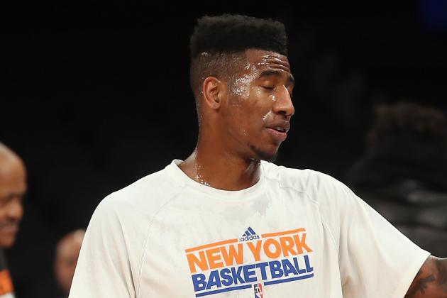 Iman Shumpert Is Officially Keeping the Hair | Bleacher Report