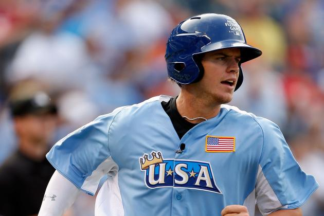 New Rays Prospect Wil Myers Excited to Wear New Uniform