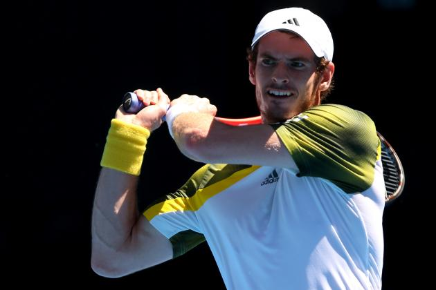 Australian Open 2013: Andy Murray Has Confidence to Win in Melbourne