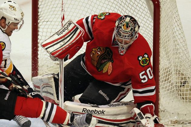 Hawks' Crawford Motivated by Playoff Setbacks
