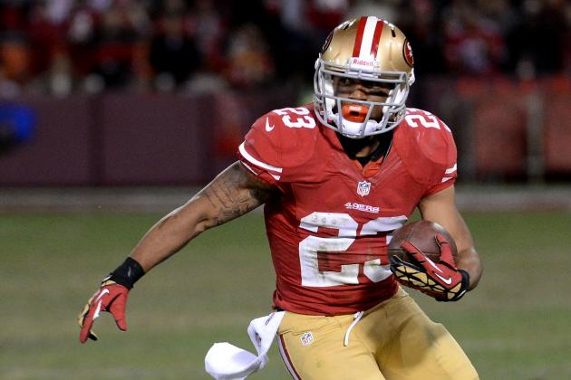 San Francisco 49ers: Super Bowl Run Won't Faze LaMichael James