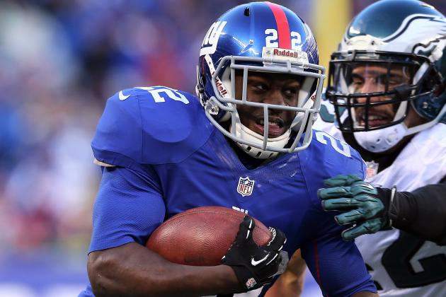 Tiki Barber:  Success of New York Giants RB David Wilson Will Hinge on Timing