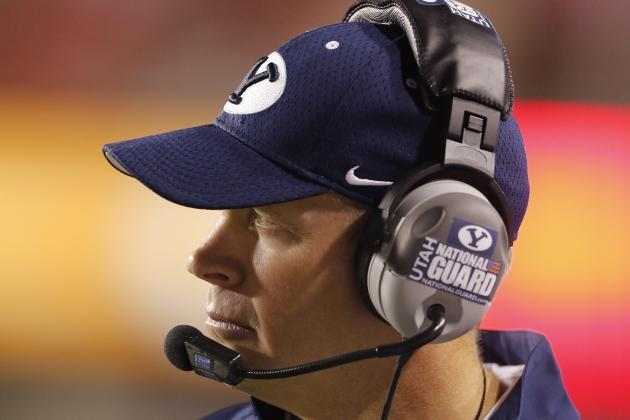 BYU Hires Two Assistant Football Coaches