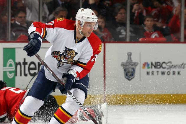 Florida Panthers Hope to Repair Shootout Problem