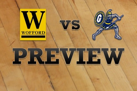 Wofford vs. UNC-Greensboro: Full Game Preview