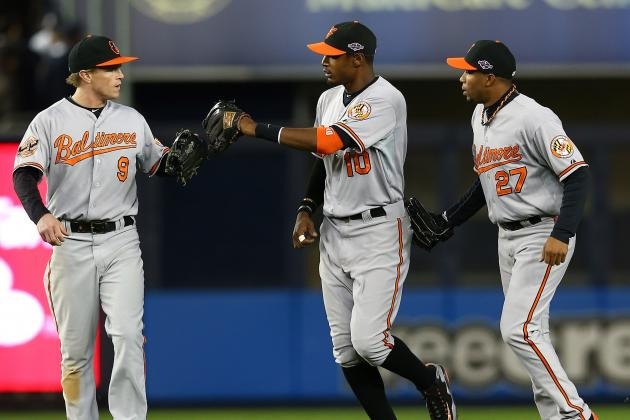 Orioles to Make First ESPN 'Sunday Night Baseball' Appearance in Five Years