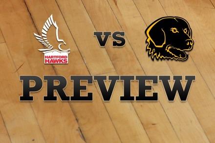 Hartford vs. UMBC: Full Game Preview