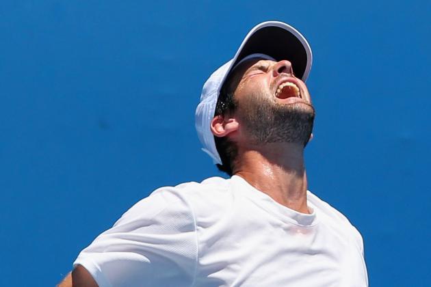 2013 Australian Open Breaking News: Querrey Through After Baker Retires
