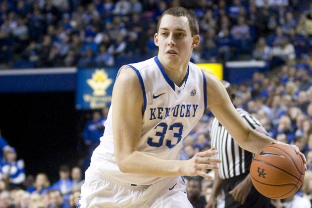 Kyle Wiltjer Helps Kentucky Outlast Tennessee to Get Bounce-Backwin