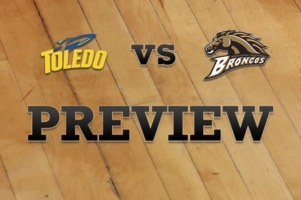 Toledo vs. Western Michigan: Full Game Preview