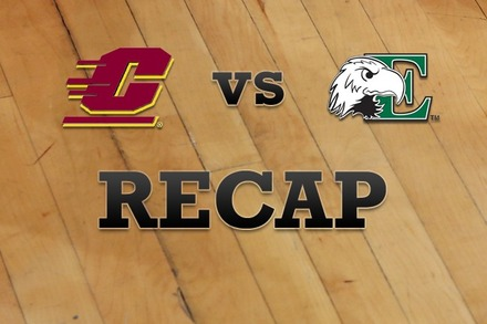 Central Michigan vs. Eastern Michigan: Recap and Stats