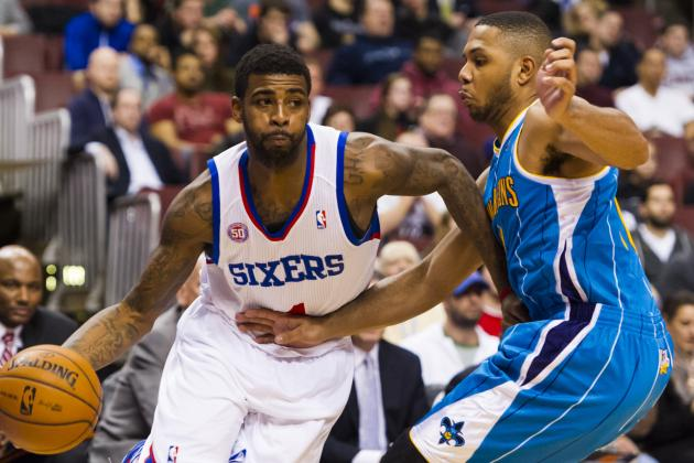 Sixers Get Stung by Hornets