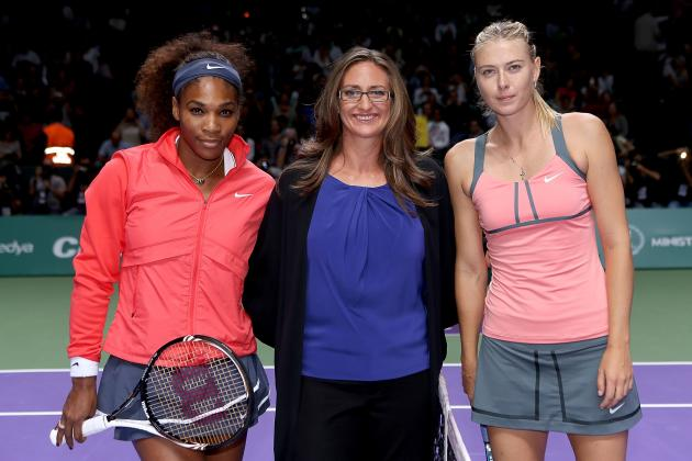 Maria Sharapova Headed for Crash Course with Serena Williams at Australian Open