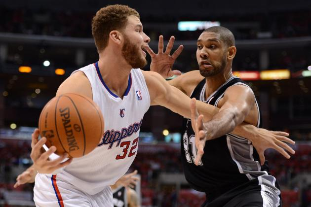 Who Should Be an All-Star Starter, Blake Griffin or Tim Duncan?