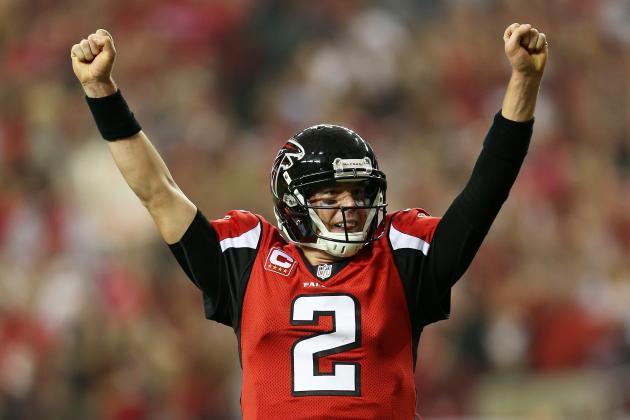 Super Bowl 2013: Matt Ryan's Play Will Lead Falcons to  Lombardi Trophy