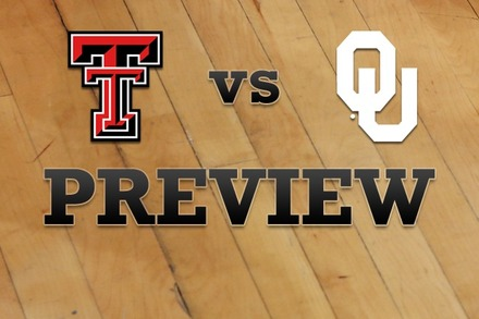 Texas Tech vs. Oklahoma: Full Game Preview