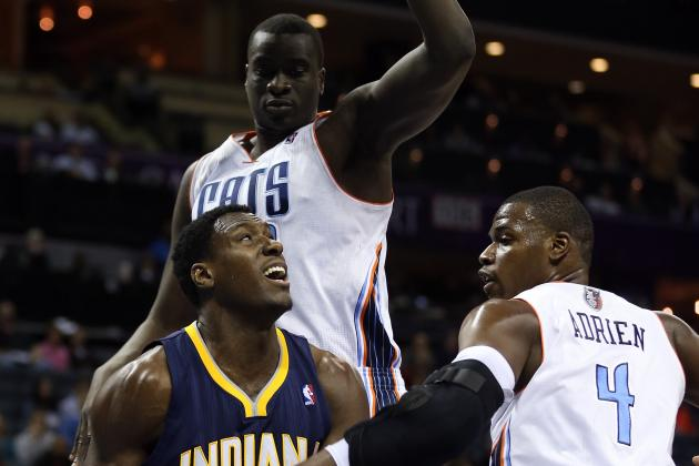 Pacers Dominate Boards in Easy Victory over Bobcats