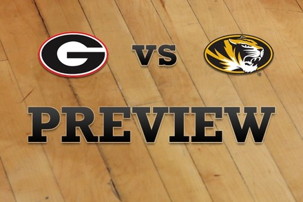 Georgia vs. Missouri: Full Game Preview