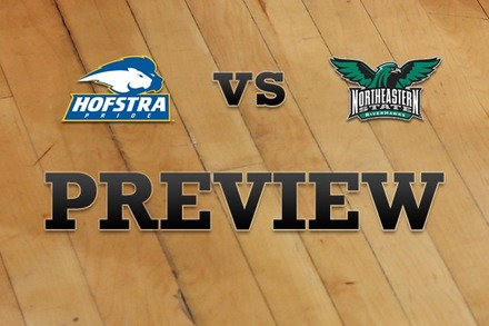 Hofstra vs. Northeastern: Full Game Preview