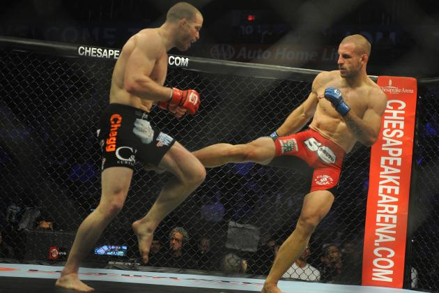 Saffiedine, Kennedy and Mousasi Among Strikeforce Fighters Heading to the UFC