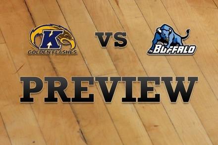 Kent State vs. Buffalo: Full Game Preview