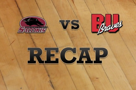 Southern Illinois vs. Bradley: Recap and Stats