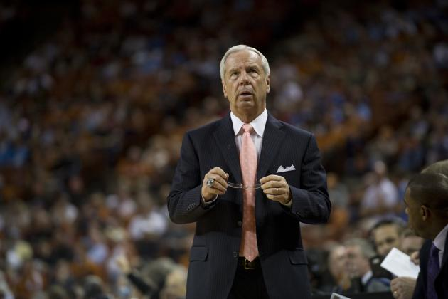 UNC Basketball: Pivotal Games Tar Heels Must Have to Avoid Missing Tournament