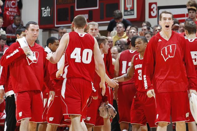 Night Court: Wisconsin Knocks off No. 2 Indiana
