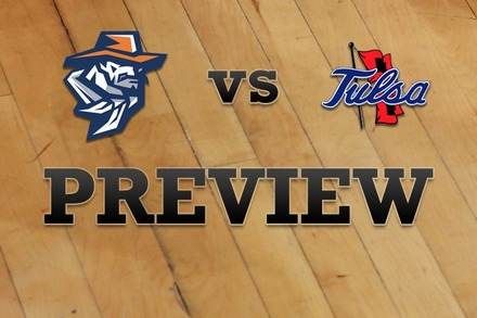 UTEP vs. Tulsa: Full Game Preview