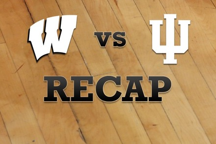 Wisconsin vs. Indiana: Recap and Stats