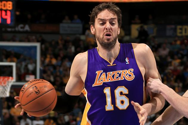D'Antoni Says Gasol Will Reclaim Starting Job