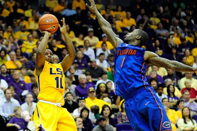 LSU Set to Take on Aggressive S. Carolina
