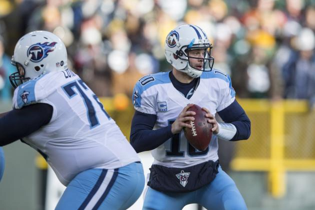 Tennessee Titans: How Much Patience Should Jake Locker Be Given in 2013?