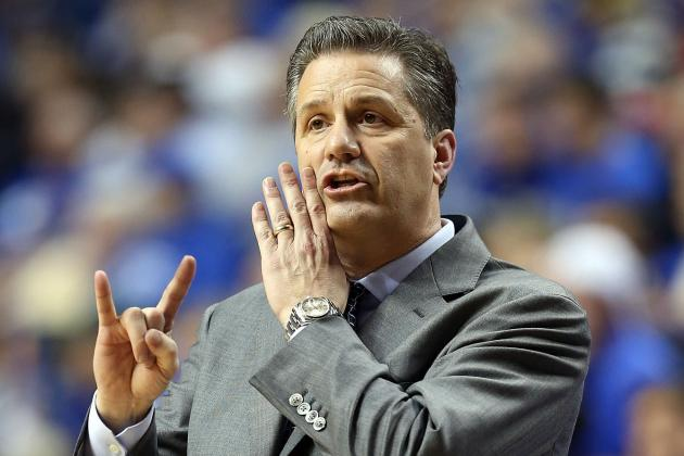 Calipari Knows These Cats Will Not Womp Teams