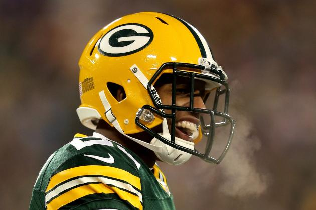 Casey Hayward: Packers Cornerback Deserves Defensive Rookie of the Year