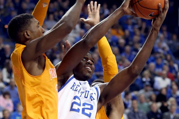 Vols Lose at Kentucky 75-65, Drop to 0-3 in SEC Play