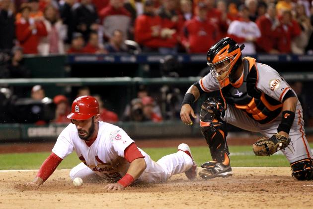 St. Louis Cardinal Matt Carpenter Is Poised for a Breakout Year