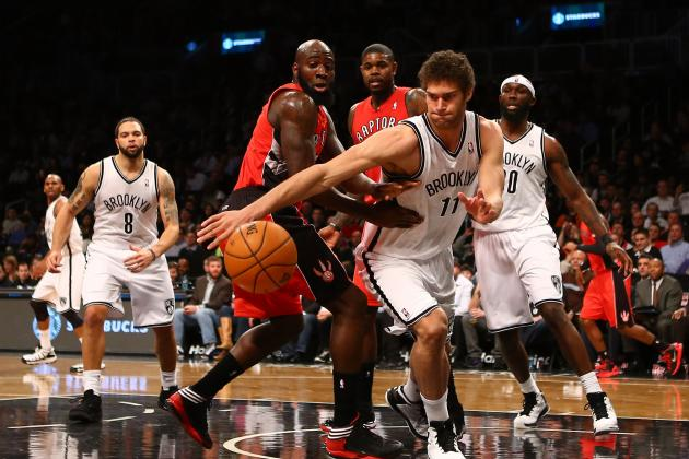 Nets Top Raptors, 113-106, for Seventh Straight Victory